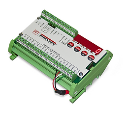 SCT-10 Signal Conditioning Transmitter and Weight Indicator Display