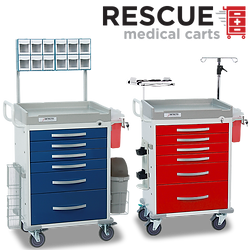 RESCUE Medical Carts