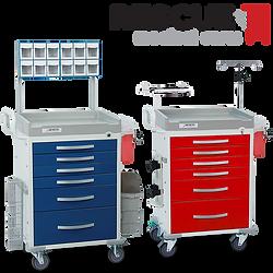 RESCUE Medical Carts