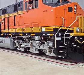 SURVIVOR® RT Rail Scale