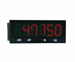 LED Remote Display