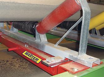 311M Master™ Belt Scale Weigh Frame