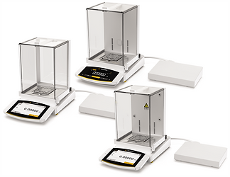 Sartorius Cubis II Semi-Micro and Analytical Balances