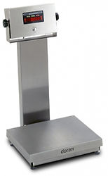 """7400 SS Checkweigher with 20"""" Column"""