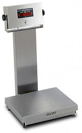 "7400 SS Checkweigher with 20"" Column"