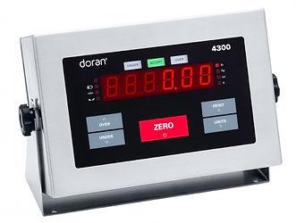 4300 SS Checkweigh Indicator
