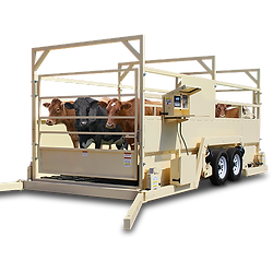 Weight Wrangler Mobile Livestock Scales