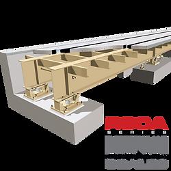 RSCA Pit Type Rail Scale