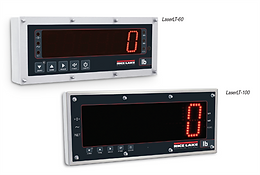 LaserLT-60/LaserLT-100 Large-Display Weight Indicators