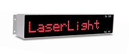 LaserLight M-Series Messaging Remote Display