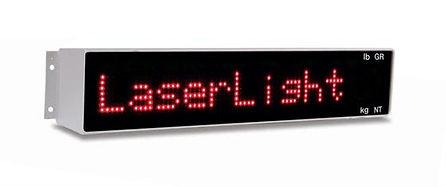 LaserLight M-Series Messaging Remote Display