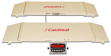 Cardinal Portable Axle scale