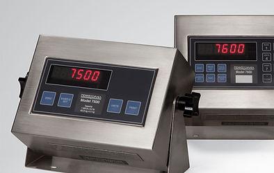 7500 & 7600 Scale Indicator