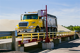 SURVIVOR® OTR Concrete Deck Truck Scale