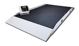 350-10-8S Digital Stretcher Scale