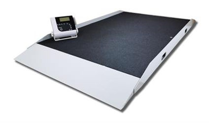 350-10-8S Digital Stretcher Scale
