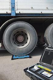 Load Ranger Wheel Pad Scale
