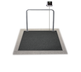 SD-1150-WP Dialysis Wheelchair Scale