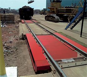 SURVIVOR® PL Rail Scale