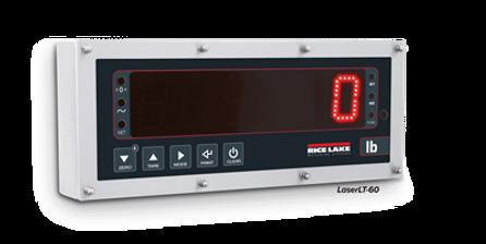 LaserLT-60 and LaserLT-100 Remote Displays
