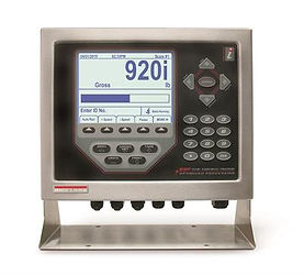 920i® Series Programmable Weight Indicator and Controller