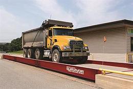 SURVIVOR® SR Truck Scale