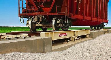 Cardinal rail scale