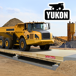 Yukon Off-Road Steel Deck Truck Scales