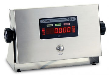 7400 SS Indicator with Checkweighing