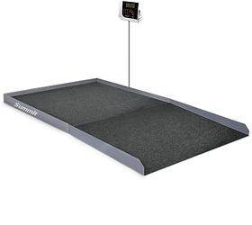 SB-1150 Summit™ Bariatric Wheelchair Scale