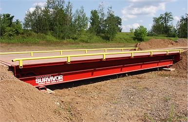 SURVIVOR® ATV-M Truck Scale
