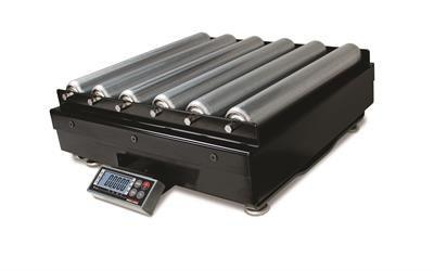 BenchPro™ BP-SR Roller Top Shipping Digital Scale