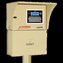 Satellite Unattended Weighing Kiosk