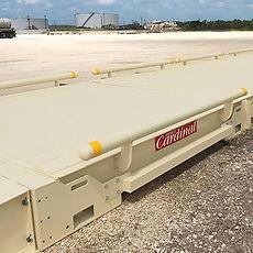 Cardinal Armor portable truck scale