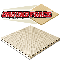GroundForce Full-Frame Extra Heavy-Duty Floor Scales