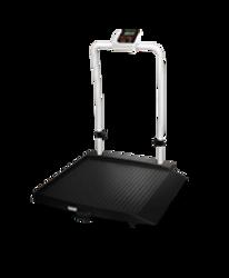 350-10-2 Single-Ramp Wheelchair Scale