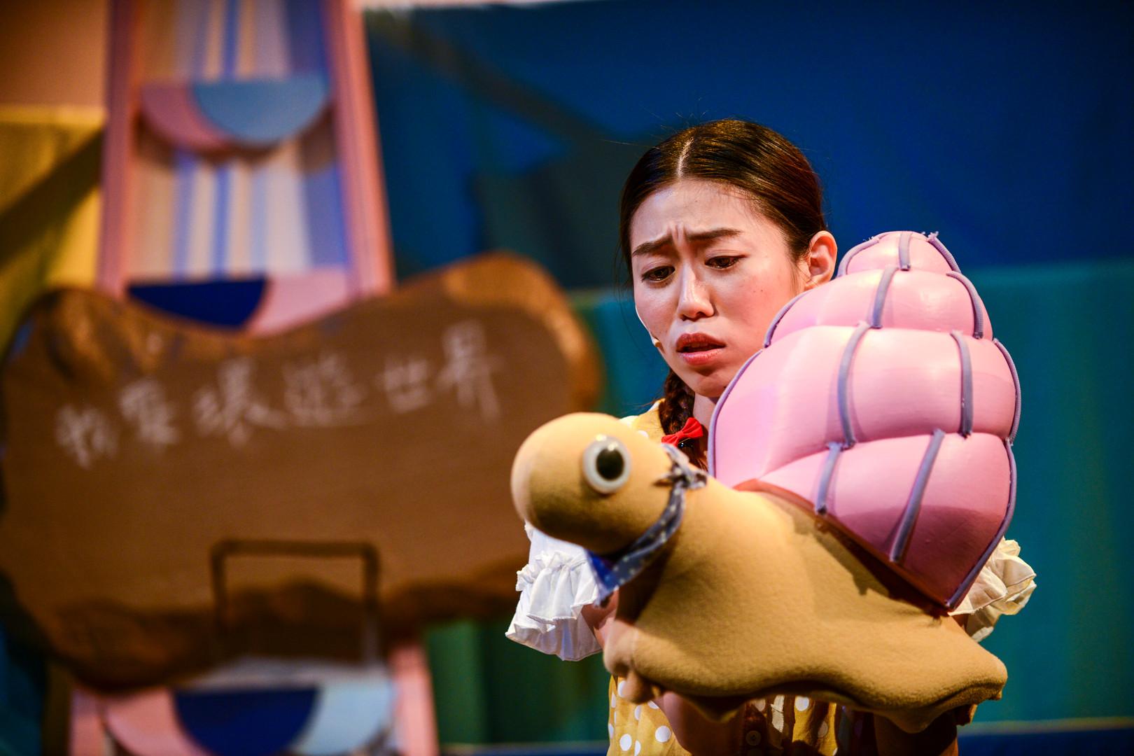 《小海螺與大鯨魚之環保遊世界》劇照