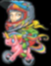 Rainbow Ponycorn