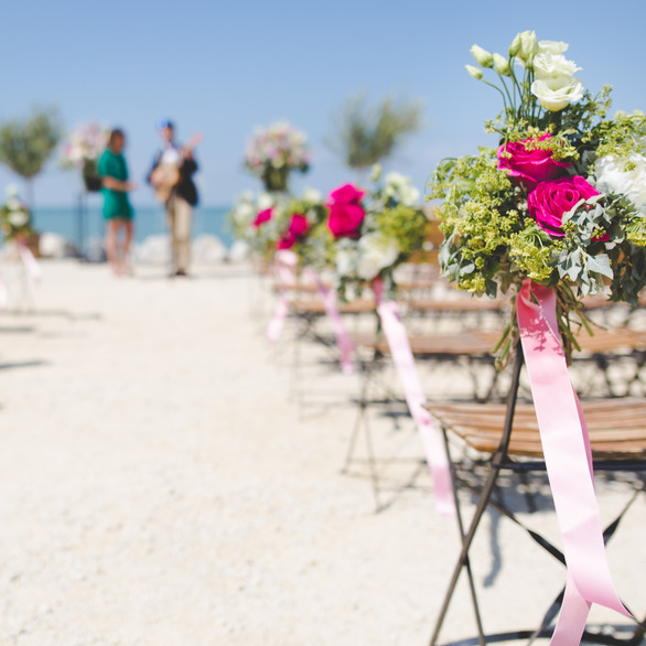 Beach Wedding Custom Wedding