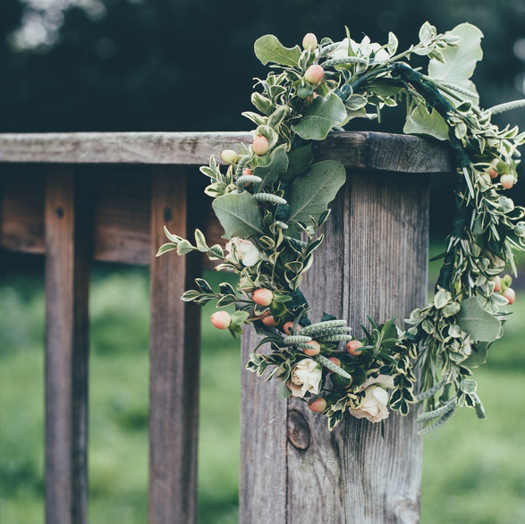 Woodland Wedding Feature