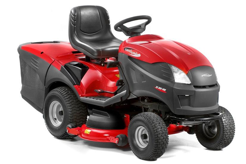 CASTELGARDEN XX220HD 122cm Cut Ride On Tractor
