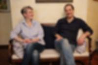 Chiara e Massimiliano insegnanti di Tango Argentino