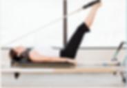 Pilates Weymouth Reformer