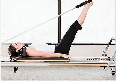Pilates Weymouth | Reformer