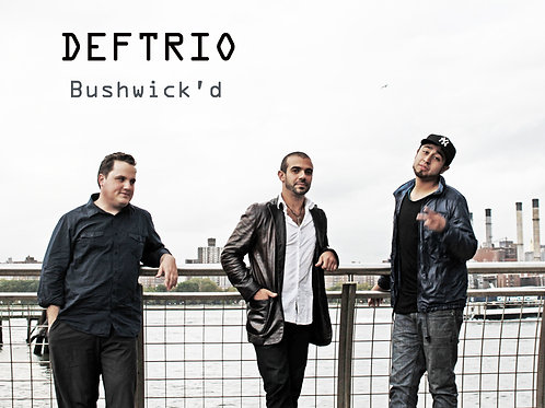 Deftrio (Dot Time 2012) Compact Disc