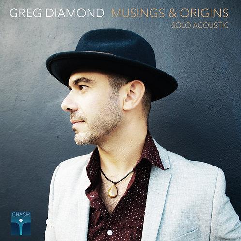 Musings & Origins (Chasm 2019) Compact Disc