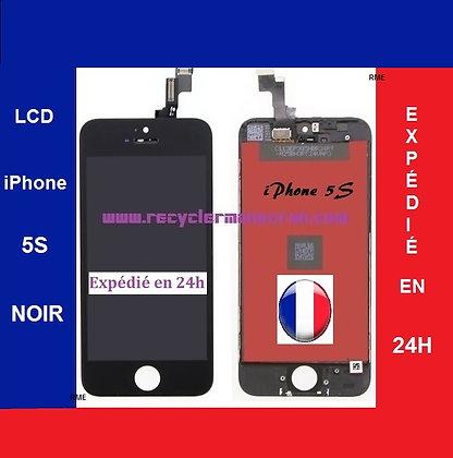 Ecran LCD+Vitre tactile iPhone 5S Noir