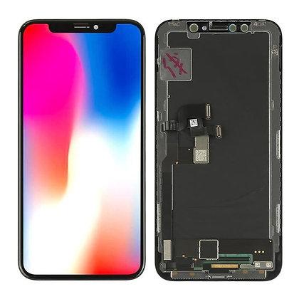 Ecran LCD+Vitre tactile iPhone X Noir