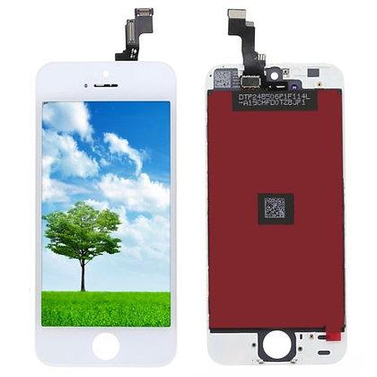 Ecran LCD+Vitre tactile iPhone SE Blanc