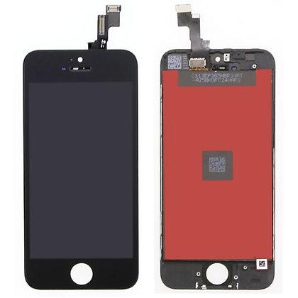 Ecran LCD+Vitre tactile iPhone SE Noir